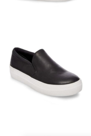 Steve Madden Shoes Gills Leather Sneaker - Product Mini Image