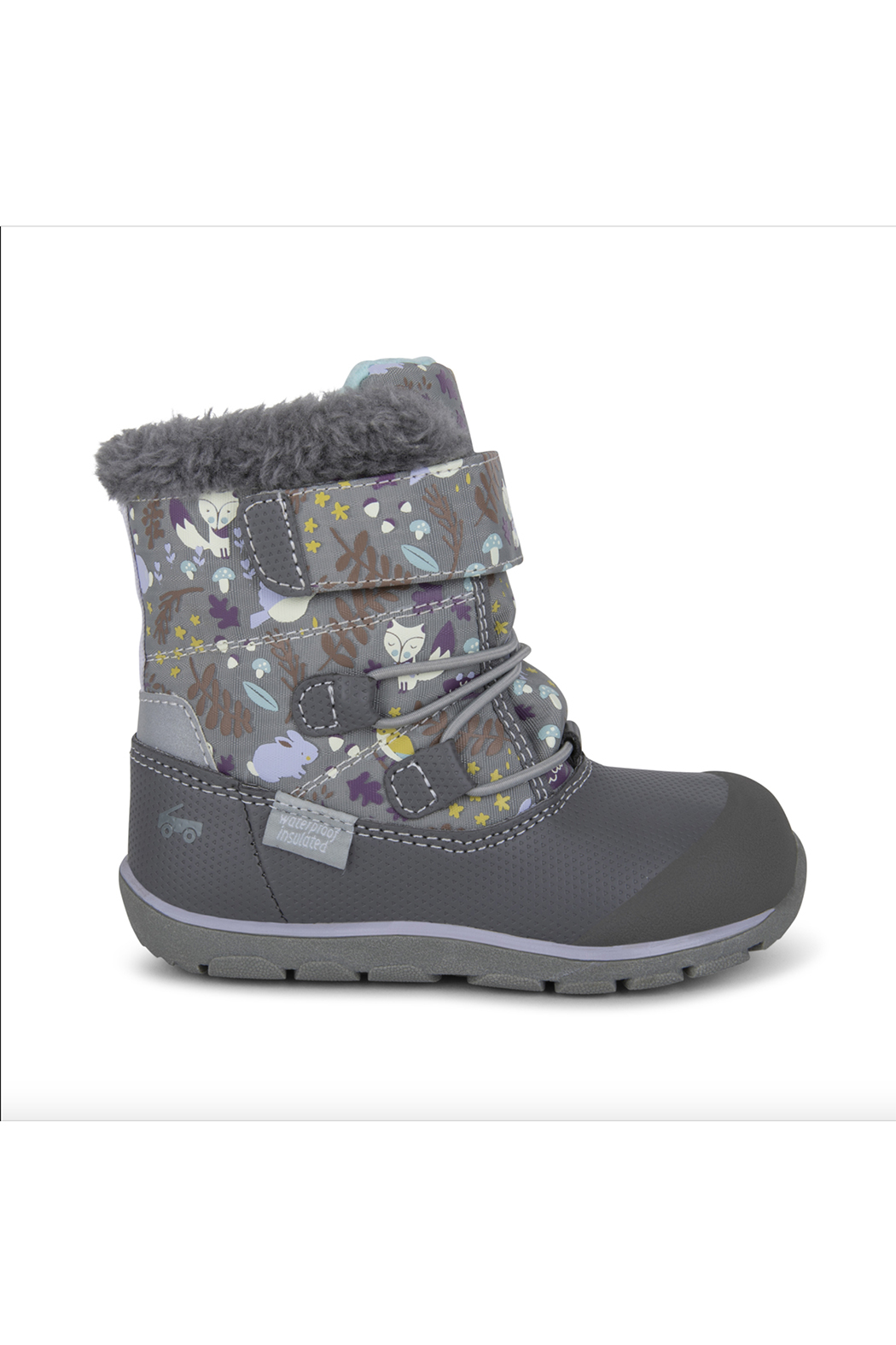 See Kai Run  Gilman Water Proof Infant Boot - Front Cropped Image