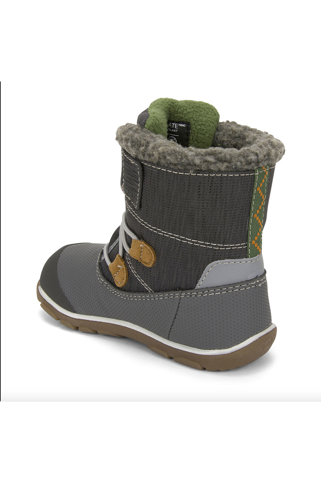 See Kai Run  Gilman Water Proof Infant Boot - Front Full Image