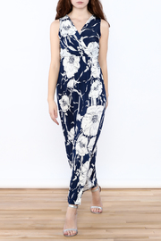Gina Louise Blue Resort Maxi - Product Mini Image