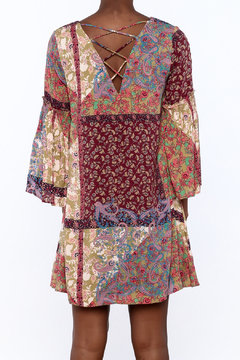 Gina Louise Bohemian Patchwork Dress - Alternate List Image