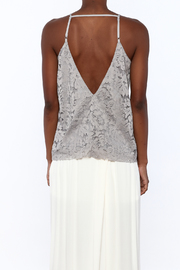 Gina Louise Cascading Roses Top - Back cropped