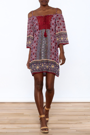 Gina Louise Gypsy Free Dress - Front full body