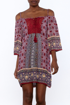 Gina Louise Gypsy Free Dress - Product List Image