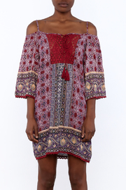 Gina Louise Gypsy Free Dress - Side cropped