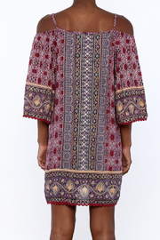 Gina Louise Gypsy Free Dress - Back cropped