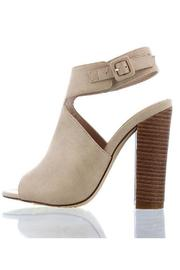 Gina Louise Peep Toe Bootie - Product Mini Image