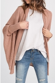 Wishlist Ginger Cardigan Sweater - Product Mini Image