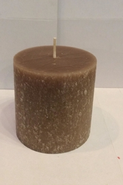 Root Candle Ginger Patchouli 3x3 - Product Mini Image