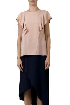 Ginger & Smart Silk Crepe Top - Product List Image