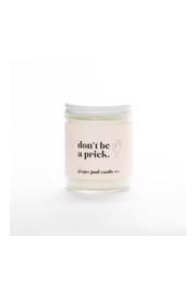 Ginger June Candle Co. Don't Be A - Product Mini Image