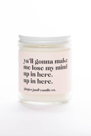 Ginger June Candle Co. Lose My Mind - Product Mini Image