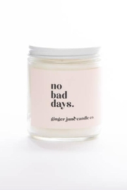 Ginger June Candle Co. No Bad Days - Product Mini Image