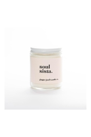 Ginger June Candle Co. Soul Sista - Product Mini Image