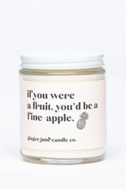 Ginger June Candle Co. You'd Be Fineapple - Product Mini Image