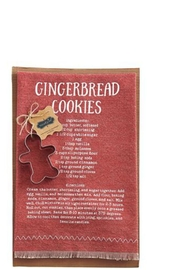 MUDPIE Gingerbread Baking Set - Product Mini Image