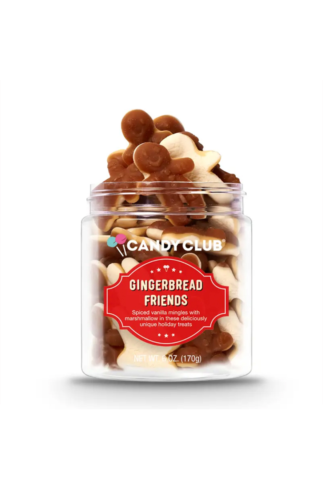 Candy Club Gingerbread Friends - Main Image