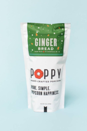 Poppy Handcrafted Popcorn Gingerbread Popcorn - Product Mini Image