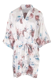 Gingerlilly Keely Satin Robe - Product Mini Image