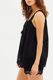 Gingerlilly Rebecca Cotton Pajama - Side cropped
