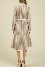 MHGS Gingham Coat Dress - Other