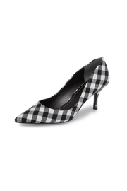 Charles By Charles David Gingham Heel - Product Mini Image
