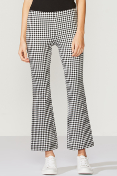 Bailey 44 Gingham Pant - Product List Image