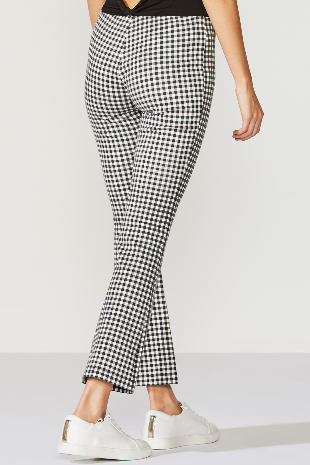 Bailey 44 Gingham Pant - Front Full Image