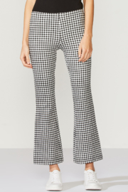 Bailey 44 Gingham Pant - Product Mini Image