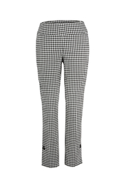 Up! Gingham Side Vent Pant - Product Mini Image