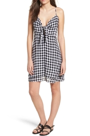 Rails Gingham Tank Dress - Product Mini Image