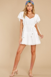MinkPink Giovanna Mini Dress - Front cropped