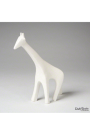 The Birds Nest Giraffe - Matte White - Product Mini Image