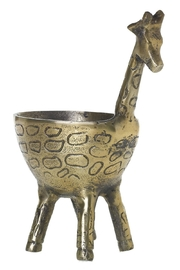 Accent Decor Giraffe Planter - Product Mini Image