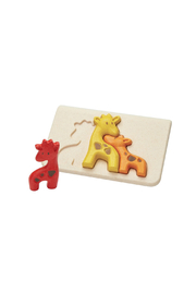 Plan Toys Giraffe Puzzle - Product Mini Image
