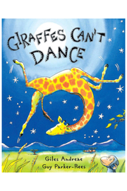 Scholastic Giraffes Can't Dance - Product Mini Image