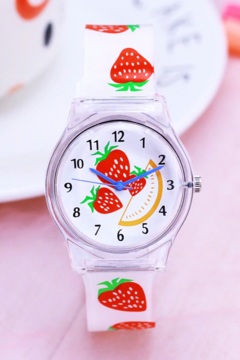 Siliwatch Girl Big-Faced Watches - Alternate List Image