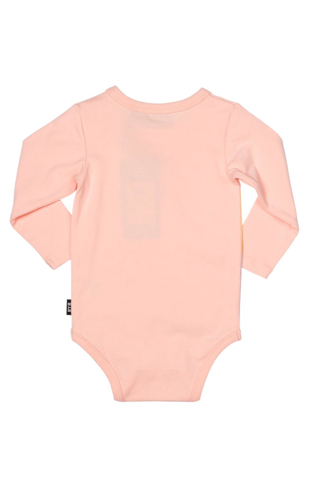 Rock Your Baby Girl Power Bodysuit - Side Cropped Image