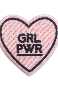 Wildflowers Girl Power Patch - Product List Image