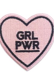 Wildflowers Girl Power Patch - Product Mini Image