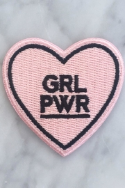 Wildflowers Girl Power Patch - Back cropped