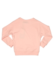 Rock Your Baby Girl Power Sweater - Front full body