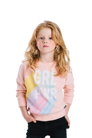 Rock Your Baby Girl Power Sweater - Side cropped