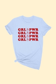 Next Level Girl Power Tee - Product Mini Image