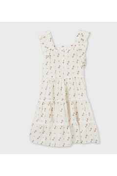 Mayoral Girl's Printed Dress With Straps - Alternate List Image