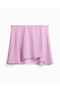 Danskin Girl's Snap_Front Sheer Wrap Skirt - Product List Image
