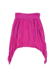 Kickee Pants Girl's Solid Side-Tailed Skirt - Product Mini Image