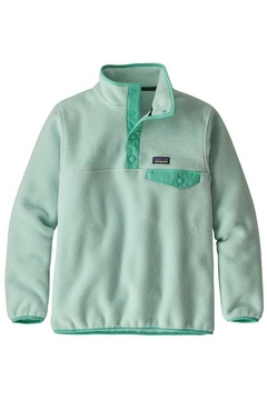 Patagonia Girl's Synchilla Pullover - Alternate List Image