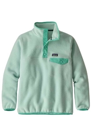 Patagonia Girl's Synchilla Pullover - Front cropped