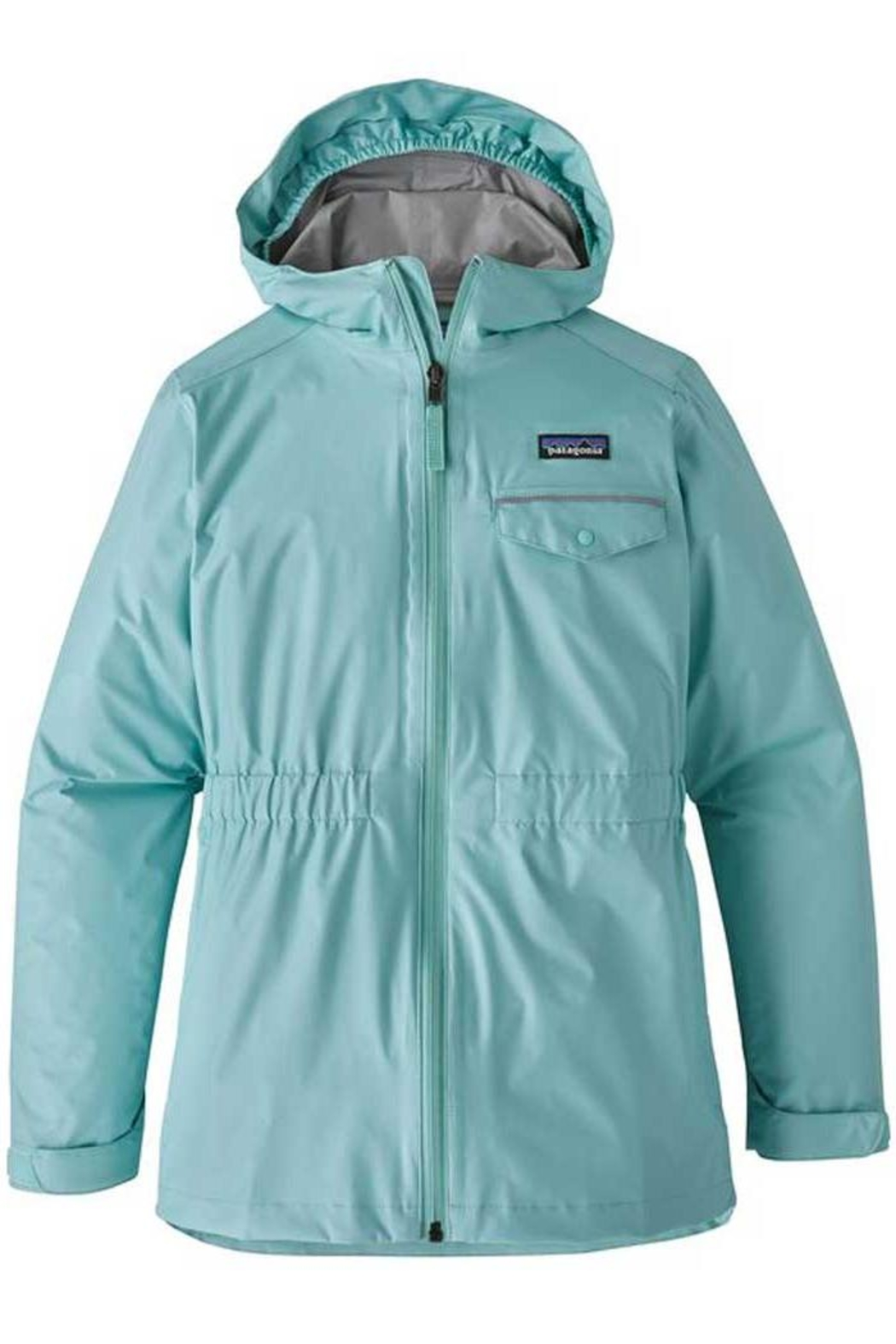 Patagonia Girl's Torrentshell Rain-Jacket - Front Cropped Image